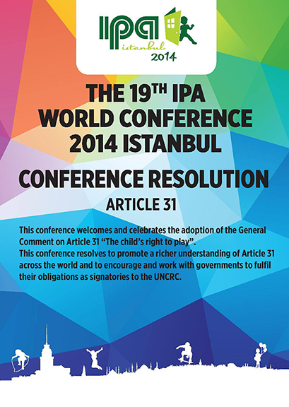 Conference resolution-art31