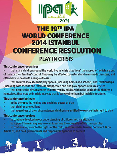 Conference resolution-crisis